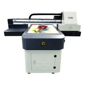 uv flatbed printer a2 pvc kart uv çap maşın rəqəmsal inkjet printer dx5