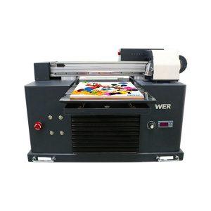 a3 ölçüsü tam avtomatik 4 rəngli dx5 printer rəhbəri mini uv printer dtg uv flatbe