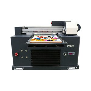 kiçik uv flatbed printer