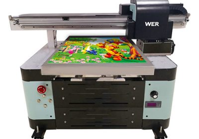 xarici maşın rəqəmsal maşın a2 uv flatbed printer dəstəkləyirik