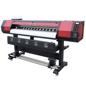 satış üçün kətan çap maşını dx5 inkjet printerlər