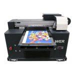 a2 a3 geniş formatlı rəqəmsal inkjet çap uv flatbed printer