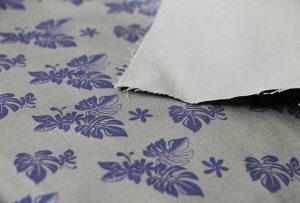 Rəqəmsal toxuculuq baskı maşın WER-EP7880T tərəfindən tekstil çap nümunəsi 2