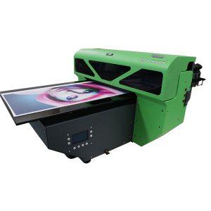 1 ədəd dx5 çap başlığı ilə a2 kiçik formatlı uv flatbed printer