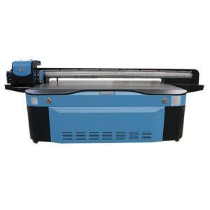 Şüşə çap üçün böyük formatlı yüksək sürətli rəqəmsal flatbed çini uv printer