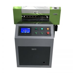 pvc printer böyük format kətan printer golf top çap maşın WER-ED6090UV